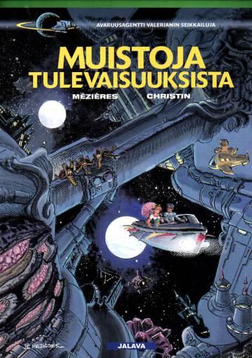 Avaruusagentti Valerianin seikkailuja - Muistoja tulevaisuuksista