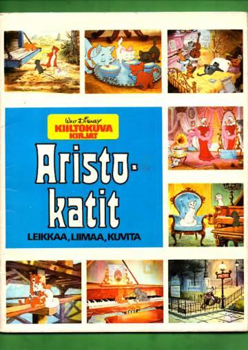 Walt Disney kiiltokuvakirjat - Aristokatit