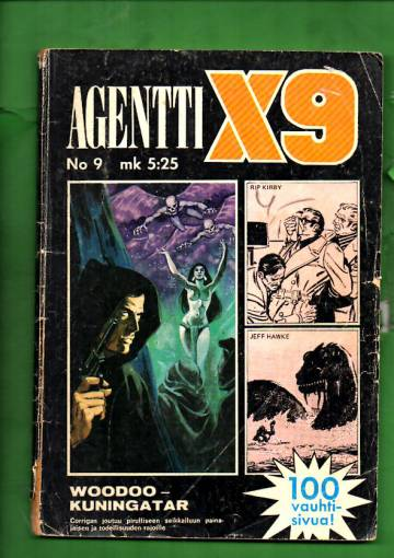 Agentti X9 9/76