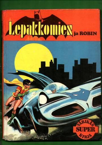 Lepakkomies ja Robin - Superkirja