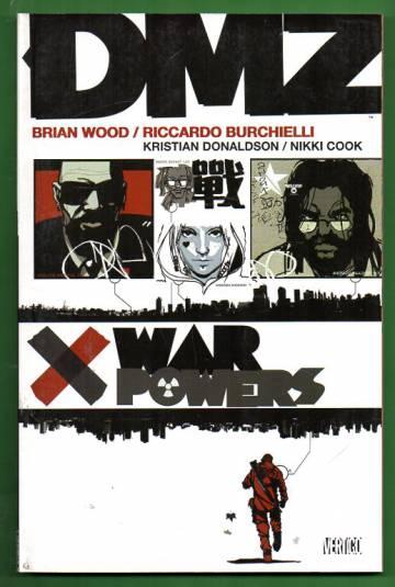DMZ 7 - War Powers