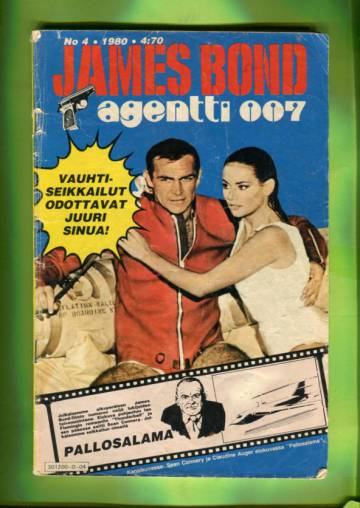 James Bond 4/80