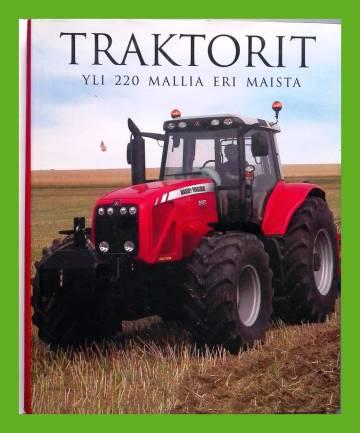 Traktorit - Yli 220 mallia eri maista