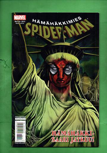 Hämähäkkimies 10/13 (Spider-Man)