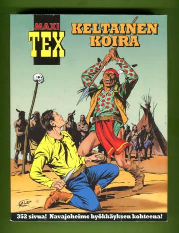 Maxi-Tex 28 - Keltainen Koira