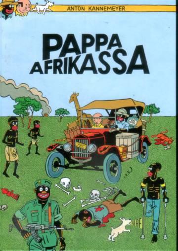 VARASTOTYHJENNYS Pappa Afrikassa