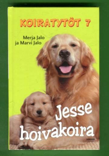 Koiratytöt 7 - Jesse hoivakoira