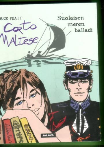 Corto Maltese - Suolaisen meren balladi