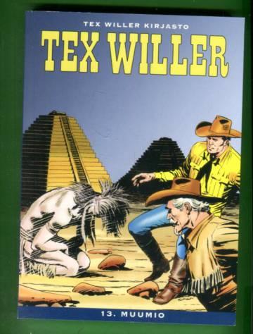 Tex Willer -kirjasto 25 - 13. muumio