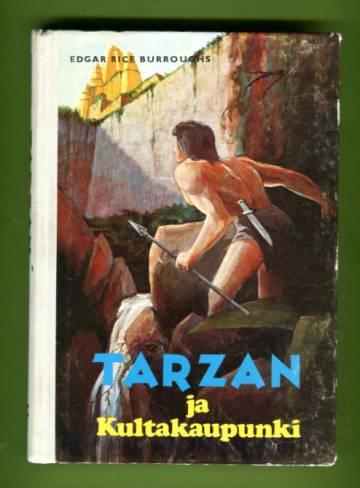 Tarzan ja kultakaupunki