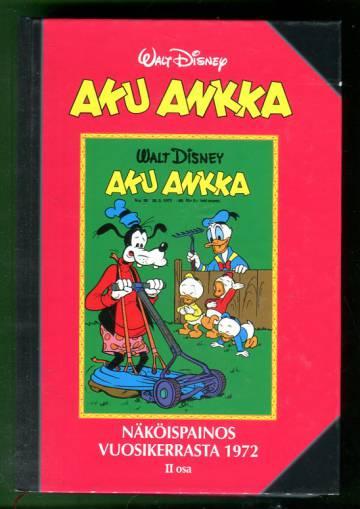 Aku Ankka - Näköispainos vuosikerrasta 1972: 2. osa