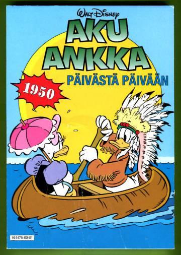 Aku Ankka - Päivästä päivään 1950