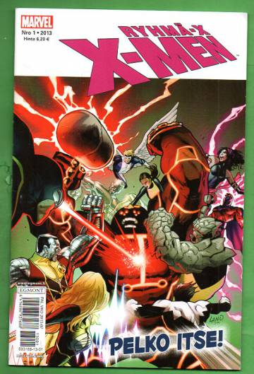 Ryhmä X 1/13 (X-men)