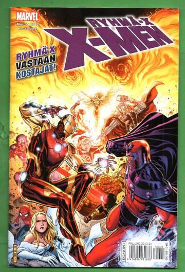 Ryhmä X 5/13 (X-men)