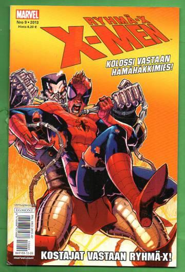 Ryhmä X 9/13 (X-men)