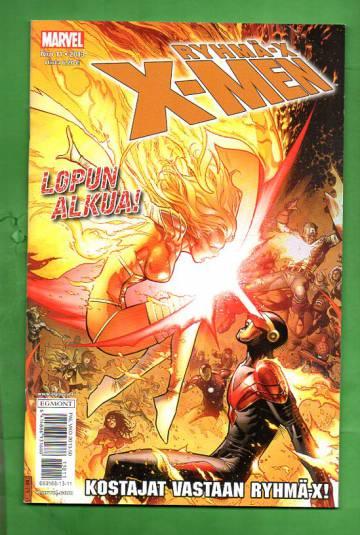 Ryhmä X 11/13 (X-men)