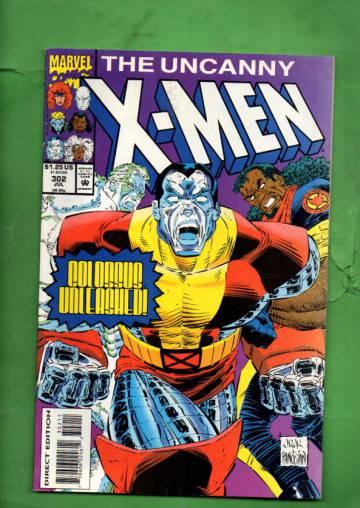 The Uncanny X-Men Vol 1 #302 Jul 93