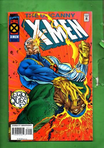The Uncanny X-Men Vol #321 Feb 95