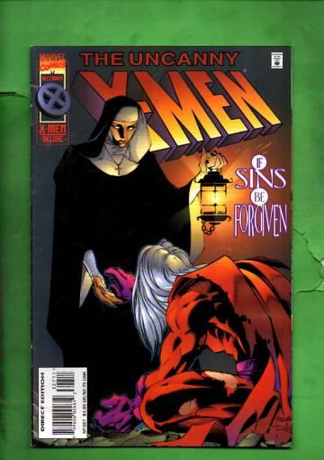 The Uncanny X-Men Vol 1 #327 Dec 95