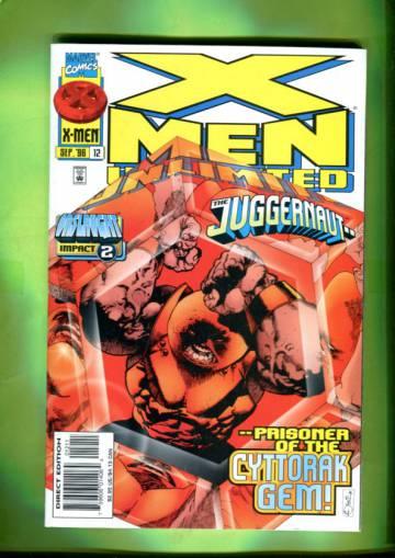 X-Men Unlimited  Vol 1 #12 Sep 96