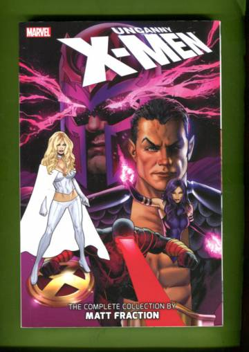 Uncanny X-Men: The Complete Collection by Matt Fraction Vol 2