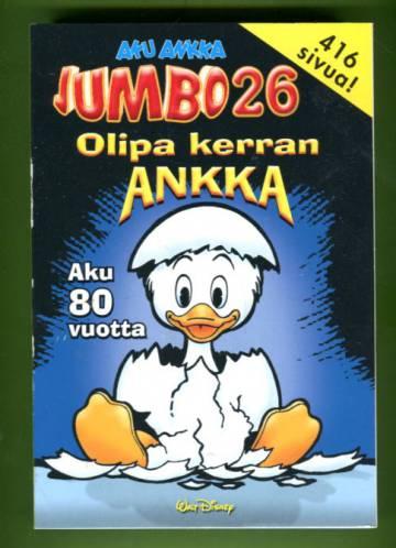 Aku Ankka - Jumbo 26: Olipa kerran Ankka - Aku 80 vuotta