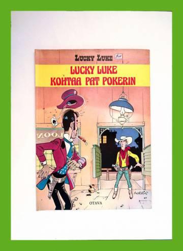 Lucky Luke 42 - Lucky Luke kohtaa Pat Pokerin