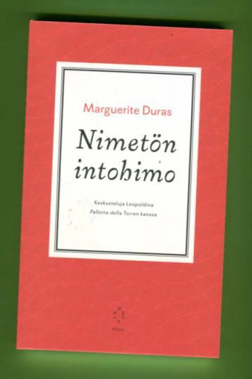 Nimetön intohimo - Keskusteluja Leopoldina Pallotta della Torren kanssa
