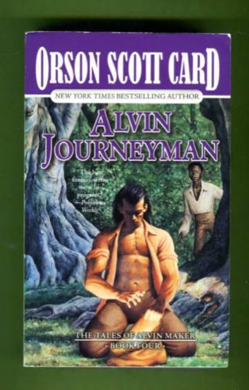 The Tales of Alvin Maker 4 - Alvin Journeyman