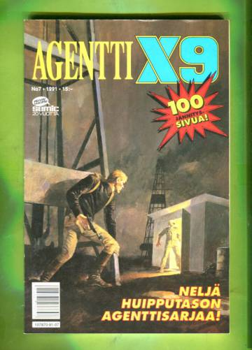 Agentti X9 7/91