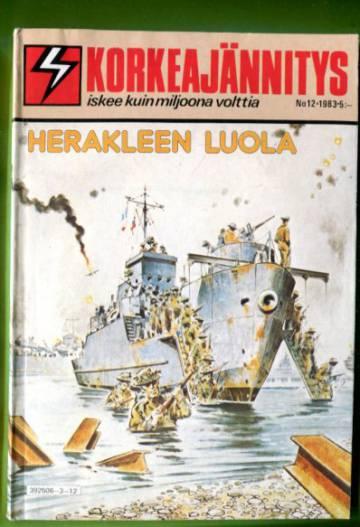 Korkeajännitys 12/83 - Herakleen luola