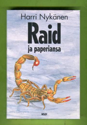 Raid ja paperiansa