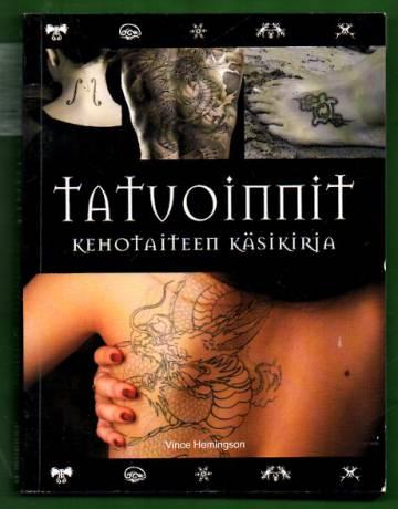Tatuoinnit - Kehotaiteen käsikirja