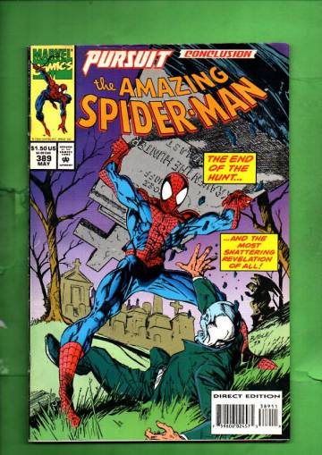 The Amazing Spider-Man Vol. 1 #389 May 94