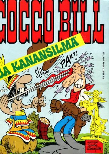Cocco Bill 8 (3/77) - Cocco Bill ja Kanansilmä