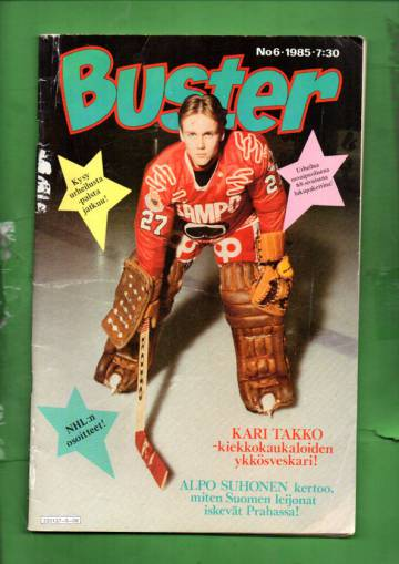 Buster 6/85