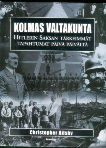Kolmas valtakunta - Hitlerin Saksan tärkeimmät tapahtumat päivä päivältä