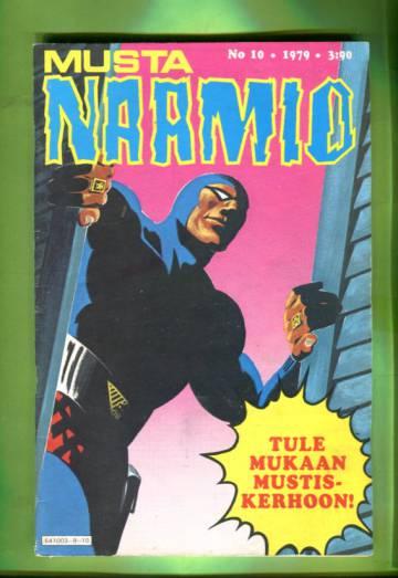 Mustanaamio 10/79