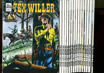 Tex Willer -vuosikerta 2013 (1-16)