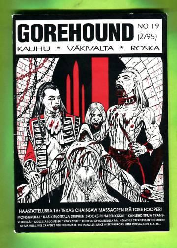 Gorehound 19 (2/95)