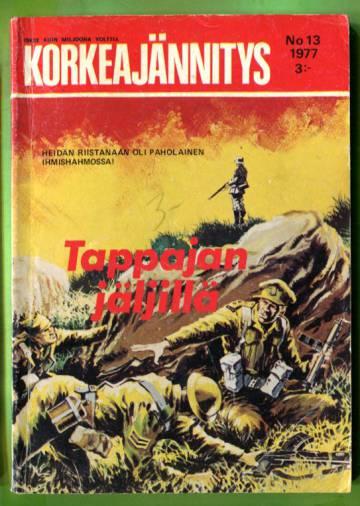 Korkeajännitys 13/77 - Tappajan jäljillä