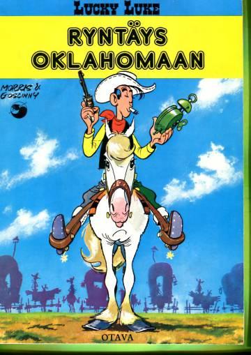 Lucky Luke 27 - Ryntäys Oklahomaan