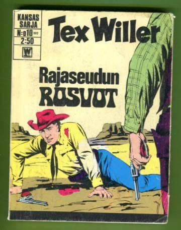 Tex Willer 10/72
