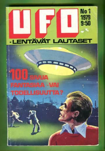Ufo - Lentävät lautaset 1/79