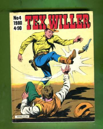 Tex Willer 4/80