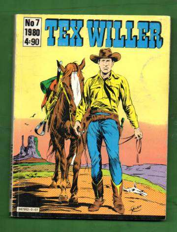 Tex Willer 7/80