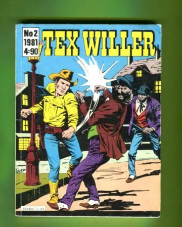 Tex Willer 2/81