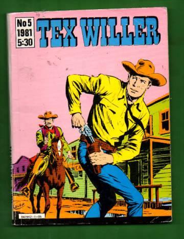 Tex Willer 5/81