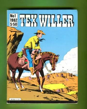Tex Willer 1/82