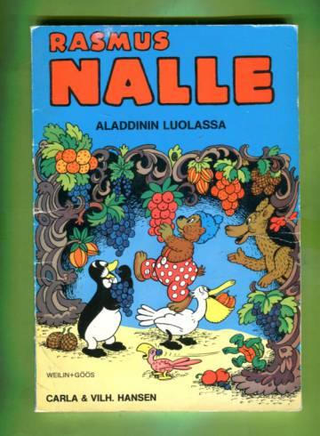 Rasmus Nalle 20 - Rasmus Nalle Aladdinin luolassa